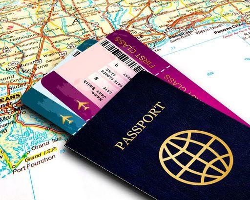 hộ chiếu du lịch